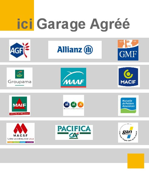 Liste des compagnies d'assurances automobile